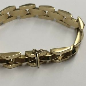 Milor Solid 14k Yellow Gold bracelet MCM